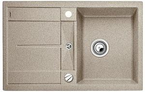 Мойка кухонная кварцевая Blanko METRA 45S 517345