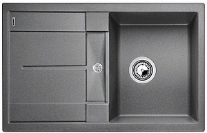 Мойка кухонная кварцевая Blanko METRA 45S 513027