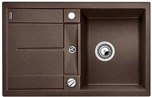 Мойка кухонная кварцевая Blanko METRA 6S 515045