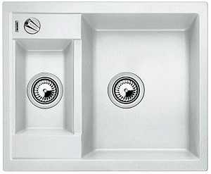 Мойка кухонная кварцевая Blanko METRA 6 516157