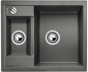 Мойка кухонная кварцевая Blanko METRA 6 516156