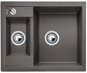 Мойка кухонная кварцевая Blanko METRA 6 518874