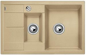 Мойка кухонная кварцевая Blanko METRA 6S COMPACT 513938