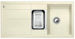 Мойка кухонная кварцевая Blanko METRA 6S 513047