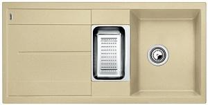 Мойка кухонная кварцевая Blanko METRA 6S 513939