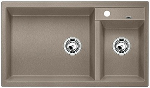 Мойка кухонная кварцевая Blanko METRA 9 517364