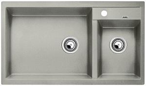 Мойка кухонная кварцевая Blanko METRA 9 520586