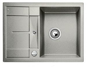 Мойка кухонная кварцевая Blanko METRA 45S COMPACT 520570