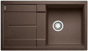 Мойка кухонная кварцевая Blanko METRA 5S 515041