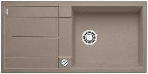 Мойка кухонная кварцевая Blanko METRA XL 6S 517360