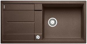 Мойка кухонная кварцевая Blanko METRA XL 6S 515287