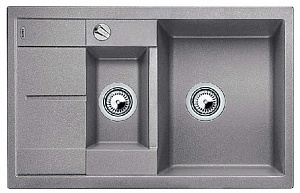 Мойка кухонная кварцевая Blanko METRA 6S COMPACT 520576