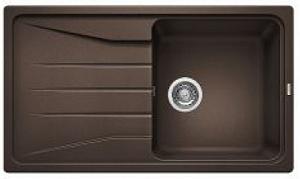 Мойка кухонная кварцевая Blanko SONA 5S 519679