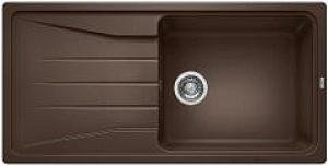 Мойка кухонная кварцевая Blanko SONA XL 6S 519697