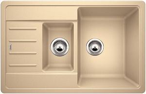 Мойка кухонная кварцевая Blanko LEGRA 6S COMPACT 521305