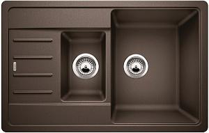 Мойка кухонная кварцевая Blanko LEGRA 6S COMPACT 521307