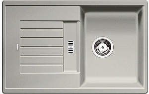 Мойка кухонная кварцевая Blanko ZIA 45 S 520627