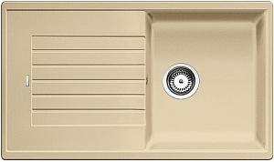 Мойка кухонная кварцевая Blanko ZIA 5S 520517
