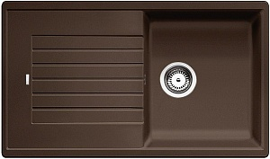 Мойка кухонная кварцевая Blanko ZIA 5S 520519
