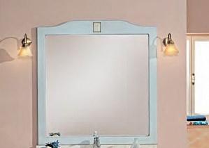 Зеркало Cezares OPALE OP/03.04DecoratCelesteCr