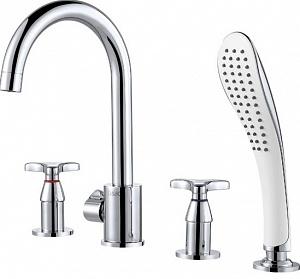 Смеситель D&K GRIMM HESSEN DA1384941 для ванны и душа